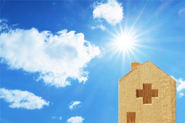 夏の暑さは屋根からの影響が大きい