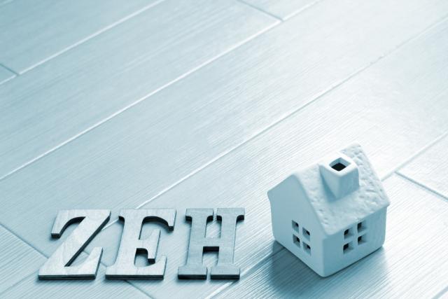 ZEH基準のイメージ