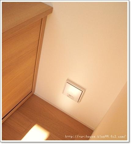 内部フィルターを手の届く位置に設置した良い例