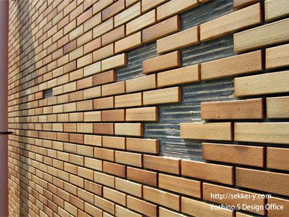 下地が劣化し落下したタイル外壁材