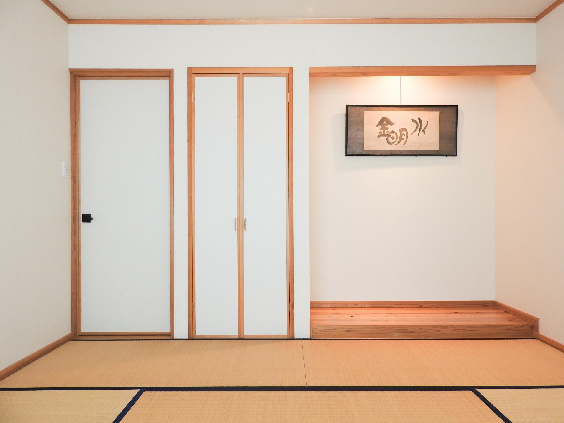 木造住宅は、基本的に2間ごとに柱が必要