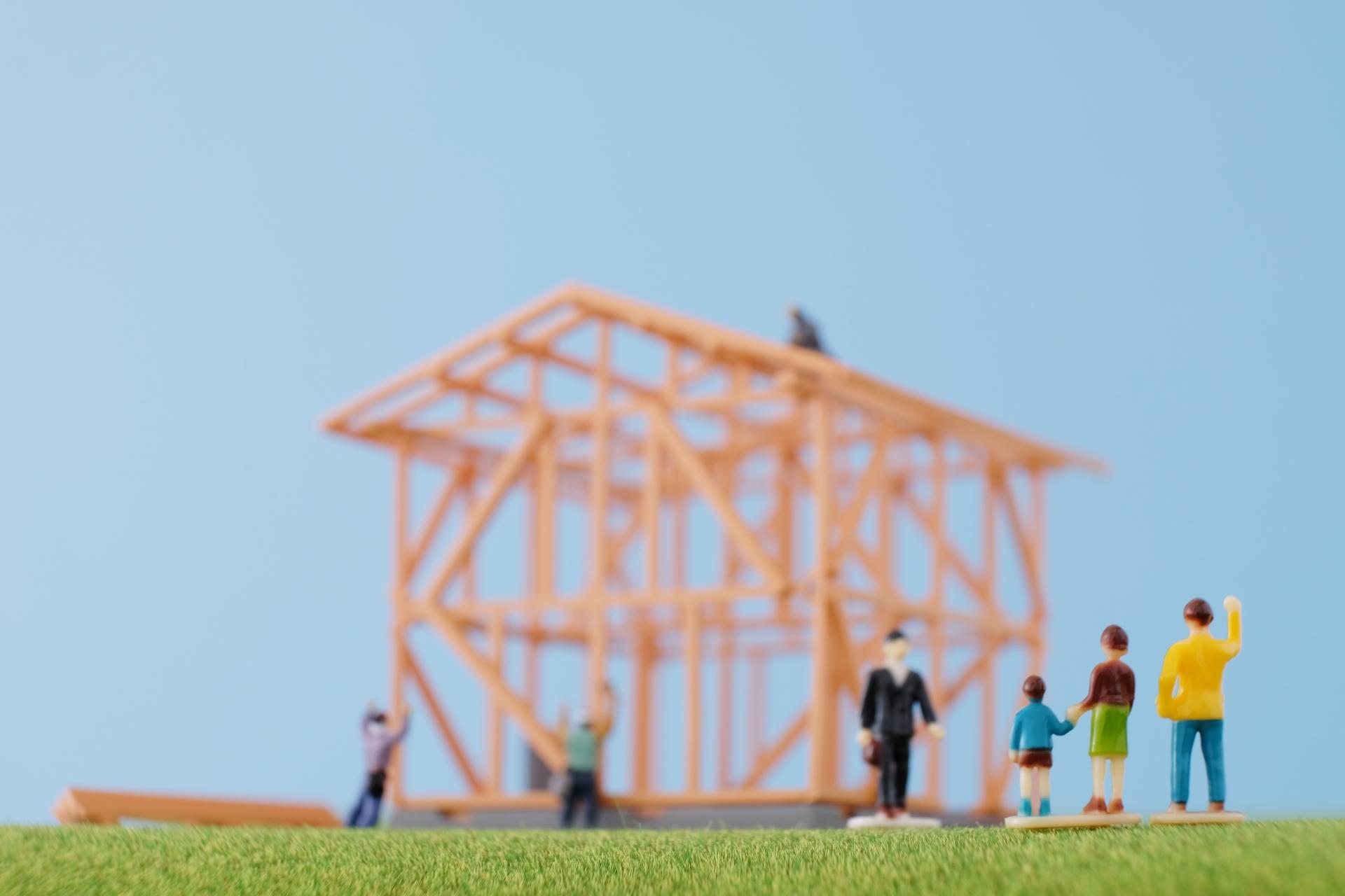 ハウスメーカー・工務店・分譲系不動産ビルダー・設計事務所の種類がある