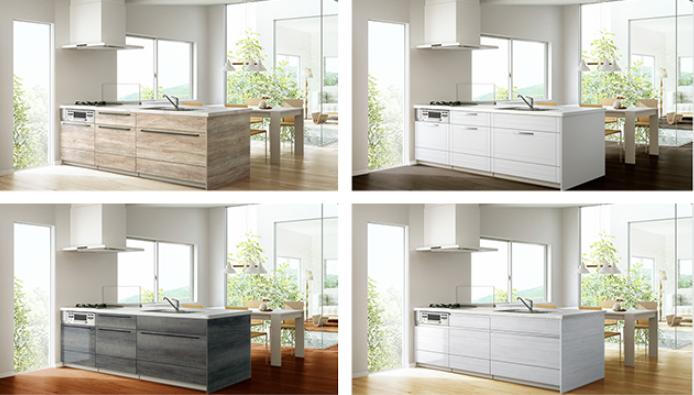 おしゃれな色はオプションになりがち|住宅設備(キッチン、ユニットバス等)のカラーを確認