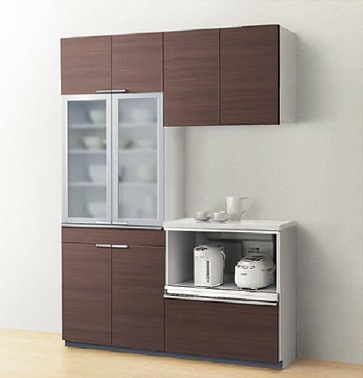 新築時の標準仕様に含まれずオプション追加になりやすいキッチンのカップボード(食器棚)